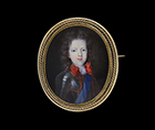 James Francis Edward Stuart (1688-1765) by Jacques-Antoine Arlaud
