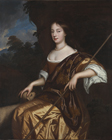 Elizabeth Adams by Mary Beale