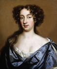 Lady in blue by Mary Beale