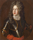 Prince James Francis Edward Stuart, the 'Old Pretender' by Studio of Alexis Simon Belle