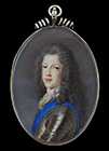 Prince James Francis Edward Stuart, the Old Pretender by Anne Marie Belle (née Cheron)