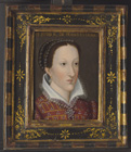 Mary Queen of Scots by Circle of Francois Clouet