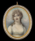 Elizabeth Talbot, Countess of Shrewsbury by Richard Cosway