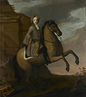 Portrait of a Young Boy on Horseback by Michael Dahl