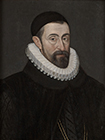 Sir Francis Walsingham by Studio of John de Critz the Elder