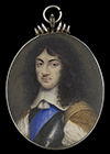 Charles II, as Prince of Wales by David Des Granges