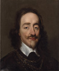 King Charles I by William Dobson