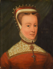 Mary Fitzalan, Duchess of Norfolk by  English School