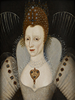 Queen Elizabeth I by 16th Century English School