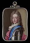 Prince James Francis Edward Stuart, 'The Old Pretender' by  French School