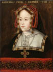 Katherine of Aragon by  English School
