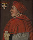 Thomas Wolsey, Cardinal of York by 16th Century English School