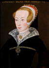 Katherine Parr by  English Sixteenth Century School