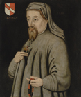 Geoffrey Chaucer by 16th Century English School