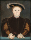 Edward VI by  English Sixteenth Century School