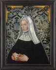 Margaret Beaufort by  English School 17th Century