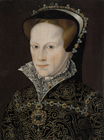 Queen Mary I by 16th Century English School