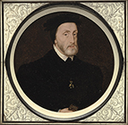 Charles V by Flemish School