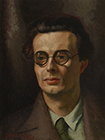 Aldous Huxley by Roger  Fry