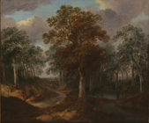 Cornard Wood by Thomas Gainsborough RA
