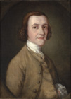A Gentleman by Thomas Gainsborough RA