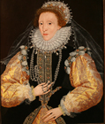 Queen Elizabeth I by George Gower, Attributed to