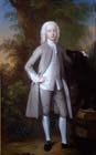 Portrait of Joseph Taylor Esq. (1733-1772) as a young man by Joseph Highmore