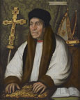 Archbishop Warham by After Hans Holbein