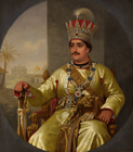 Ghazi-ud-din Haidar, King of Oudh by Robert Home