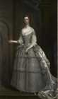 Lady Frances Montagu (d.1788) by Charles Jervas
