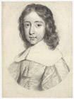 Portrait of William III as a boy (1650-1702) by Circle of Cornelius Johnson
