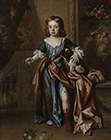 Francis, Viscount Rialton by Sir Godfrey Kneller Bt.