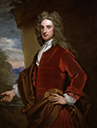The Rt Hon. Sir John Rushout by Sir Godfrey Kneller Bt.