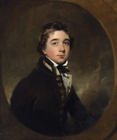 Midshipman Michael Daintry by Sir Thomas Lawrence PRA