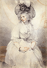 Mrs Denham by Sir Thomas Lawrence PRA