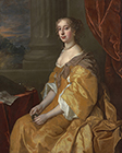 Anne Killigrew by Sir Peter Lely