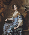 Queen Mary II when Princess of Orange by Sir Peter Lely