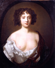 A lady called Nell Gwynn by Studio of Sir Peter Lely