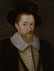 King James VI & I by Studio of John de Critz