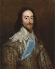 Portrait of Charles I by Daniel Mytens