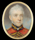 A Field Officer of a British infantry regiment by Attributed to Joseph Pastorini