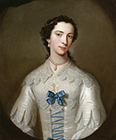 A Lady of the Cholmondeley Family by Allan Ramsay