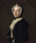 Portrait of Mrs. Morris by Allan Ramsay