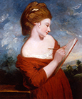 Elizabeth Johnson by Sir Joshua Reynolds PRA