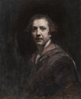 Self-Portrait by Sir Joshua Reynolds PRA