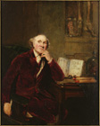 John Hunter by Studio of Sir Joshua  Reynolds PRA