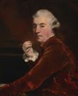 Sir William Chambers by Studio of Sir Joshua  Reynolds PRA