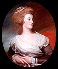Mary Benwell, Mrs Code by George Romney
