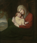 A Mother and Child by George Romney