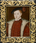 Portrait of King Edward VI by Workshop of Guillim Scrots